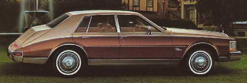 K Body Seville Homepage 2nd Generation 1980 1985